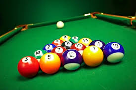 image of pool table
