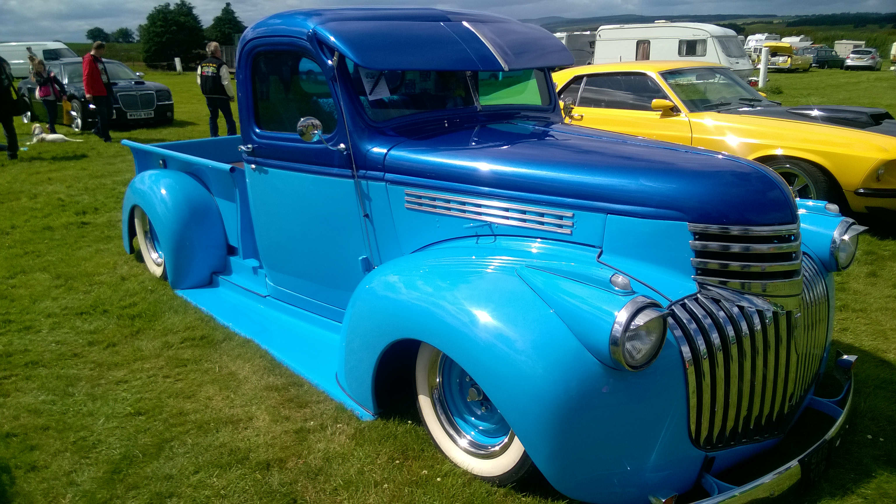 Hot Rod Show Returns To Blackford Lang Toon Times - Hot rod show 2018