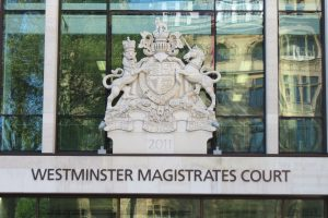 Image of Westminster Magistrates Court